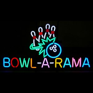 Like the bowl-a-rama, the budget vote-a-rama goes late into the night, and the participants are probably drunk.