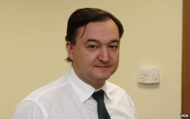 Sergei Magnitsky was beaten to death in Russian custody after uncovering tax fraud by government officials. (Voice of America)