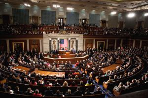 U.S. House of Representatives (Wikimedia Commons)